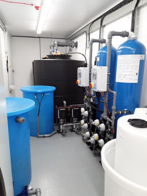 Containerised Water Treatment System 1